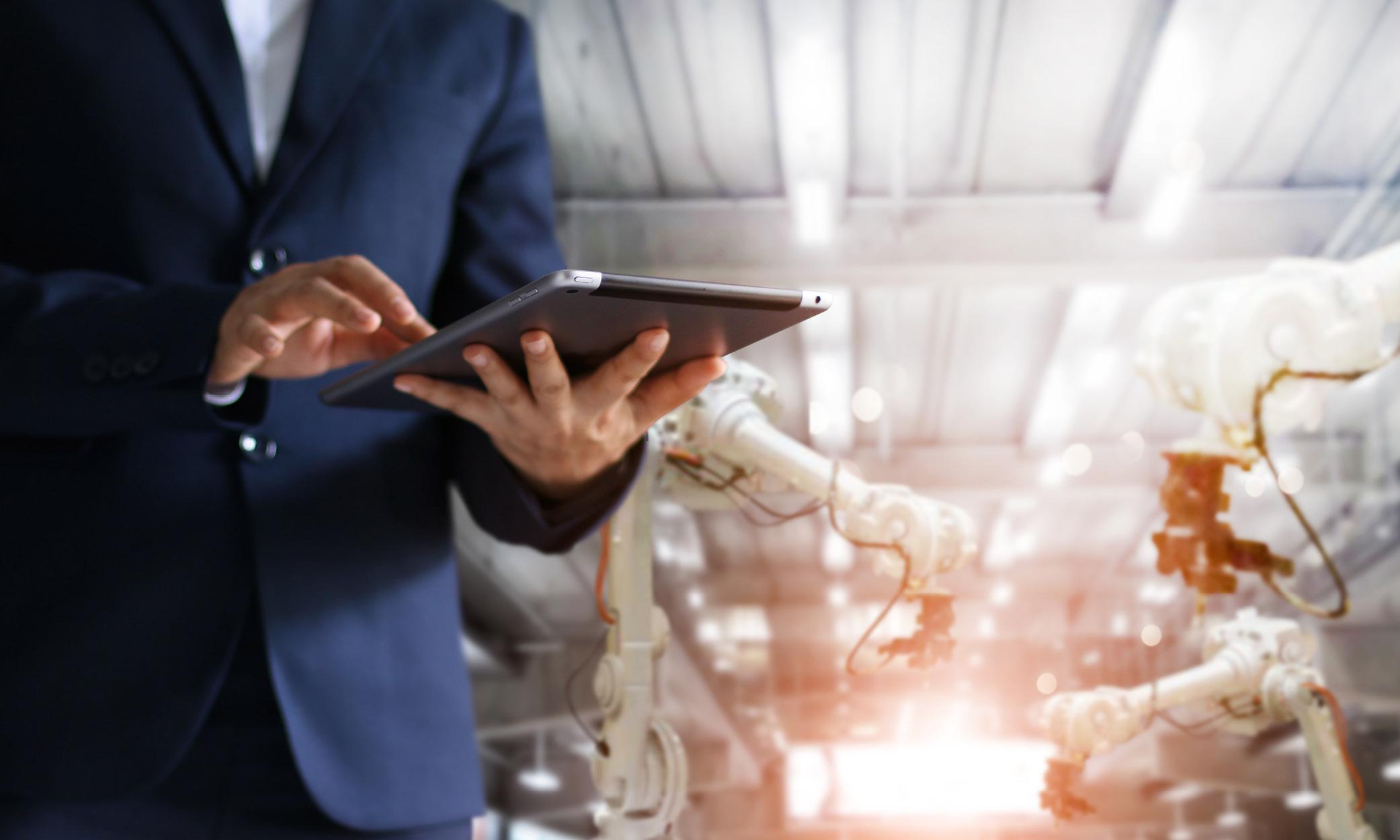 digital transformation on shop floor